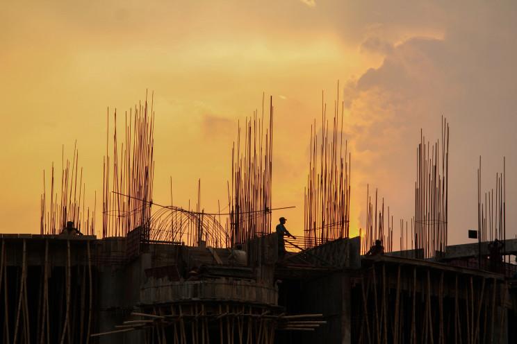 Emprego na construção sobe 1,6% no primeiro trimestre – é o valor mais alto desde 2013